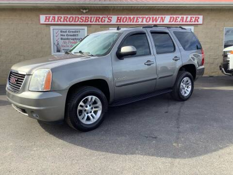 2008 GMC Yukon for sale at Auto Martt, LLC in Harrodsburg KY