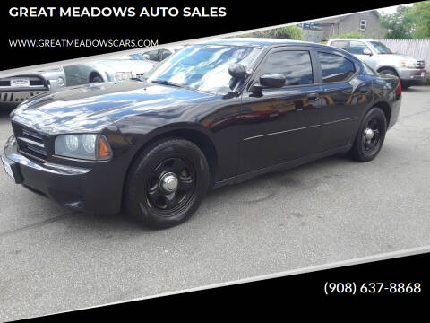 2010 Dodge Charger for sale at GREAT MEADOWS AUTO SALES in Great Meadows NJ