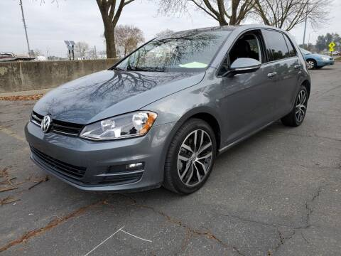 2017 Volkswagen Golf for sale at Matador Motors in Sacramento CA