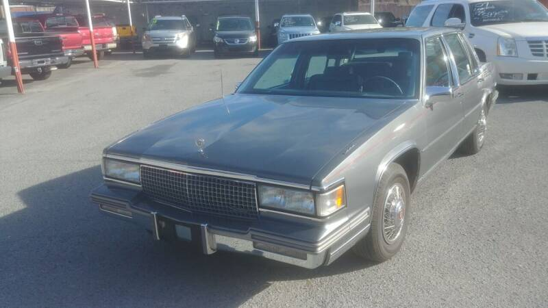1987 Cadillac DeVille 4dr Sedan - Elizabethton TN