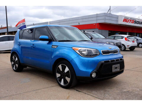2016 Kia Soul for sale at Sand Springs Auto Source in Sand Springs OK