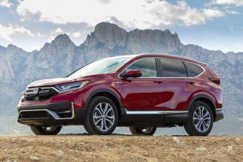 2021 Honda CR-V for sale at Diamante Leasing in Brooklyn NY