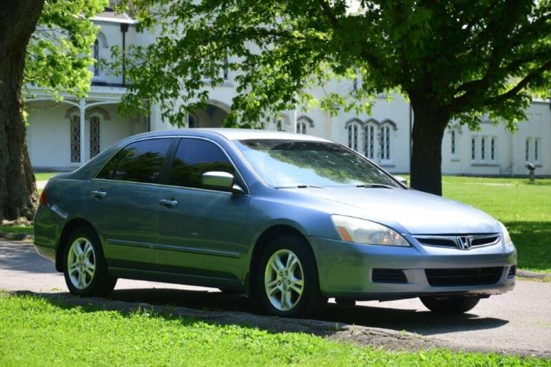 2007 Honda Accord for sale at Digital Auto in Lexington KY