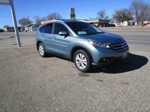 2012 Honda CR-V for sale at Padgett Auto Sales in Aberdeen SD