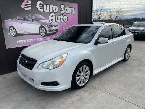 2011 Subaru Legacy for sale at Euro Auto in Overland Park KS