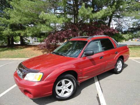 2005 Subaru Baja for sale at TJ Auto Sales LLC in Fredericksburg VA