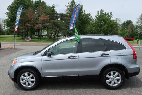 2008 Honda CR-V for sale at GEG Automotive in Gilbertsville PA