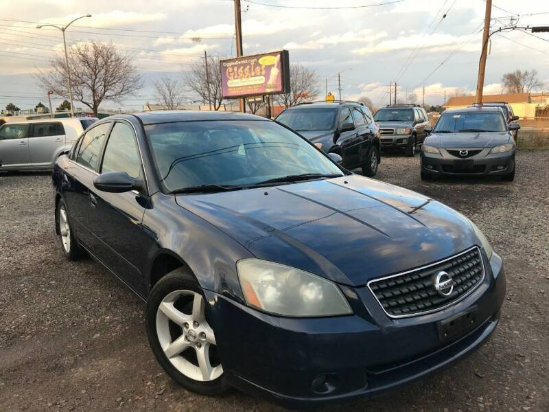 2006 Nissan Altima for sale at 3-B Auto Sales in Aurora CO