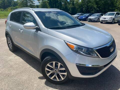 2014 Kia Sportage for sale at The Auto Depot in Raleigh NC