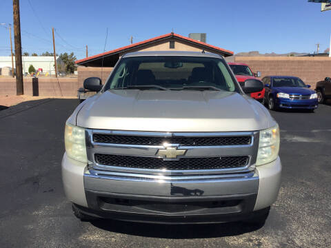 2008 Chevrolet Silverado 1500 for sale at SPEND-LESS AUTO in Kingman AZ