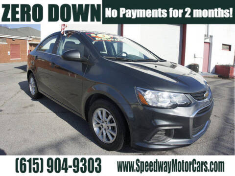 2017 Chevrolet Sonic for sale at Speedway Motors in Murfreesboro TN
