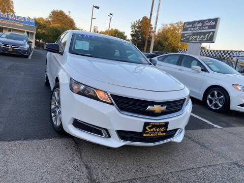 2015 Chevrolet Impala for sale at Save Auto Sales in Sacramento CA
