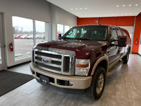2010 Ford F-250 Super Duty for sale at Evolution Autos in Whiteland IN
