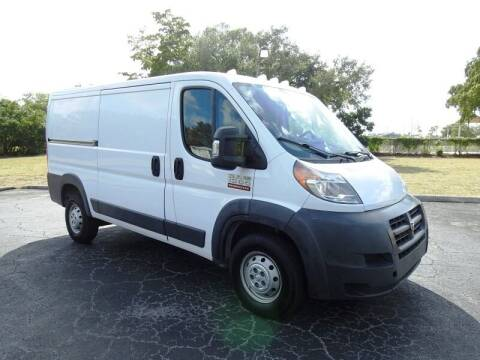 2017 RAM ProMaster Cargo for sale at SUPER DEAL MOTORS 441 in Hollywood FL
