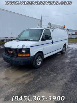 2006 GMC Savana Cargo for sale at Vans Vans Vans INC in Blauvelt NY