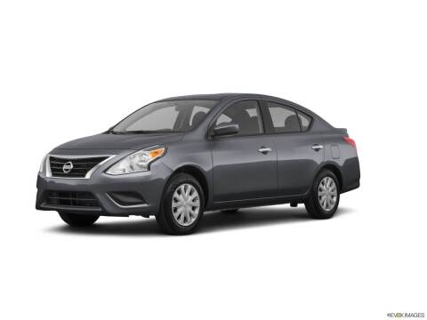 2018 Nissan Versa for sale at Mann Chrysler Dodge Jeep of Richmond in Richmond KY