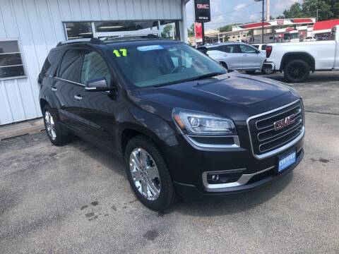2017 GMC Acadia Limited for sale at ROTMAN MOTOR CO in Maquoketa IA