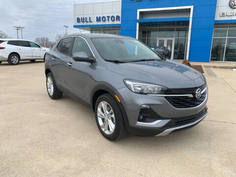 2021 Buick Encore GX for sale at BULL MOTOR COMPANY in Wynne AR