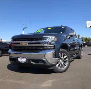 2019 Chevrolet Silverado 1500 for sale at LUGO AUTO GROUP in Sacramento CA