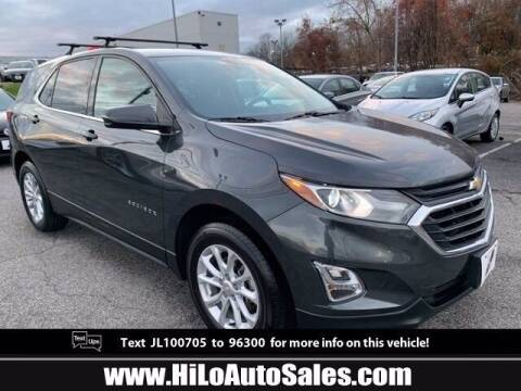 2018 Chevrolet Equinox for sale at BuyFromAndy.com at Hi Lo Auto Sales in Frederick MD