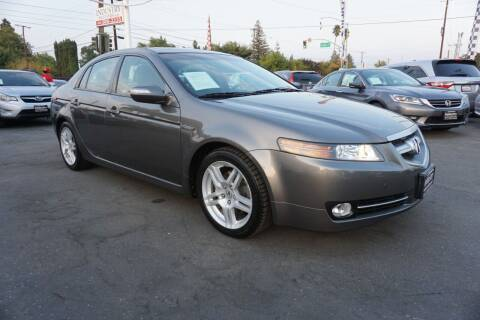 2008 Acura TL for sale at Industry Motors in Sacramento CA