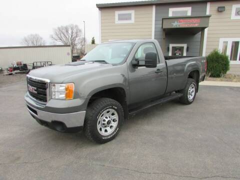 2011 GMC Sierra 3500HD for sale at NorthStar Truck Sales in St Cloud MN