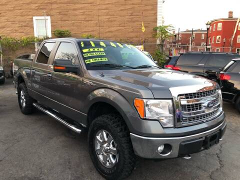 2013 Ford F-150 for sale at James Motor Cars in Hartford CT