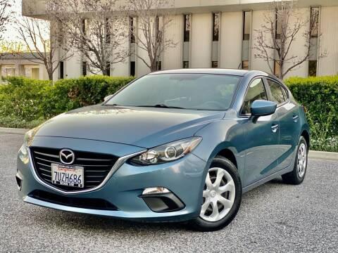 2016 Mazda MAZDA3 for sale at Carfornia in San Jose CA