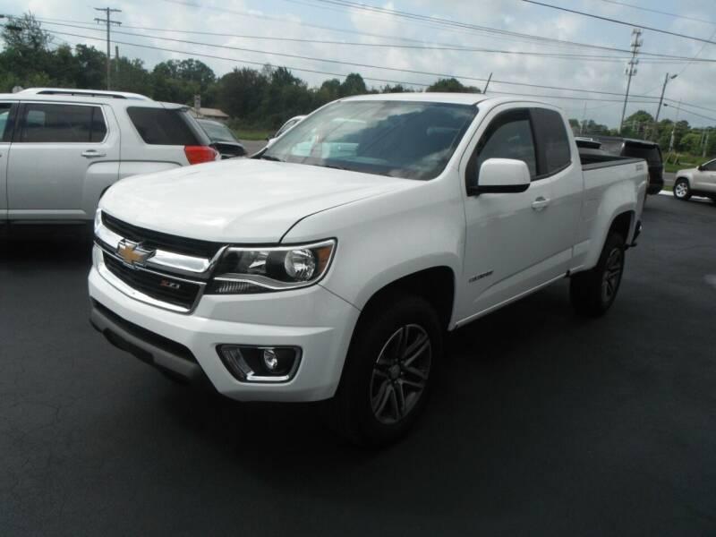 2019 Chevrolet Colorado for sale at Morelock Motors INC in Maryville TN