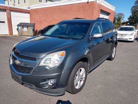 2010 Chevrolet Equinox for sale at A J Auto Sales in Fall River MA