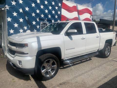 2017 Chevrolet Silverado 1500 for sale at The Truck Lot LLC in Lakeland FL