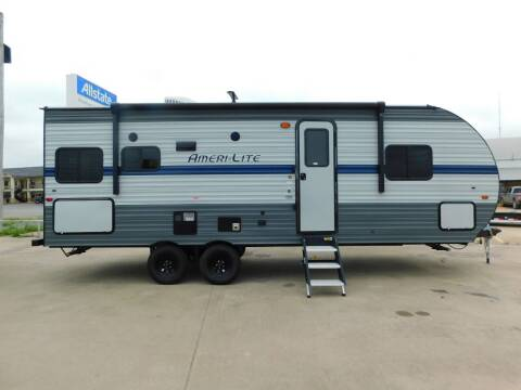 2021 Gulf Stream Ameri-Lite 236RL for sale at Motorsports Unlimited in McAlester OK