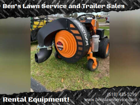 Scag Windstorm for sale at Ben's Lawn Service and Trailer Sales in Benton IL