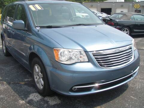 2011 Chrysler Town and Country for sale at Autoworks in Mishawaka IN