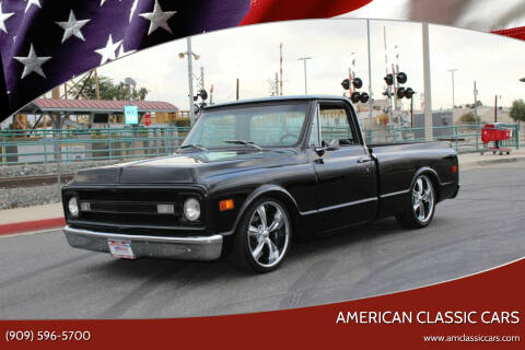 1969 Chevrolet C/K 10 Series for sale at American Classic Cars in La Verne CA
