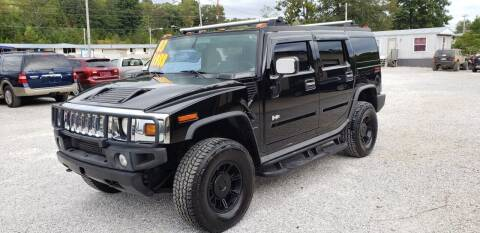 2003 HUMMER H2 for sale at COOPER AUTO SALES in Oneida TN