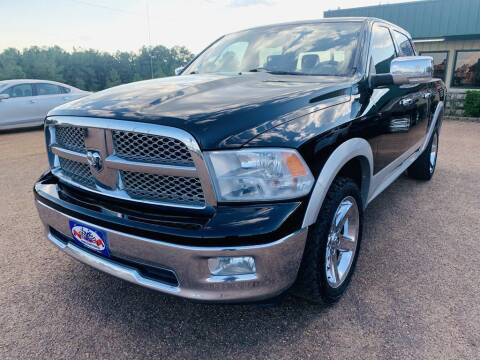 2012 RAM Ram Pickup 1500 for sale at JC Truck and Auto Center in Nacogdoches TX