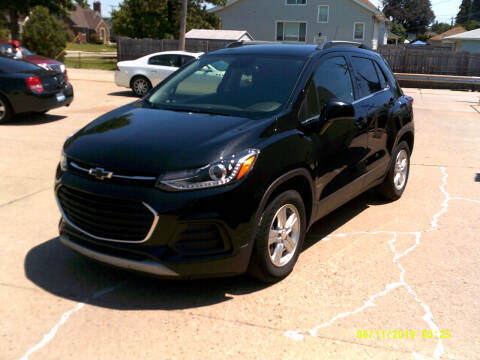 2017 Chevrolet Trax for sale at Fred Elias Auto Sales in Center Line MI