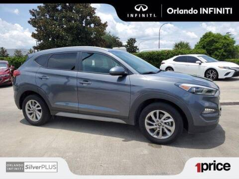 2018 Hyundai Tucson for sale at Orlando Infiniti in Orlando FL