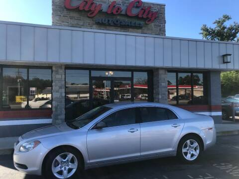 2012 Chevrolet Malibu for sale at City to City Auto Sales - Raceway in Richmond VA