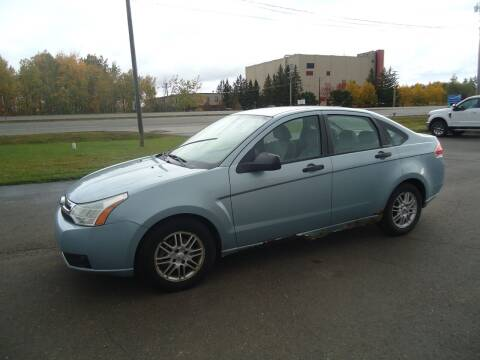 2009 Ford Focus for sale at Xtreme Auto Inc. in Hermantown MN