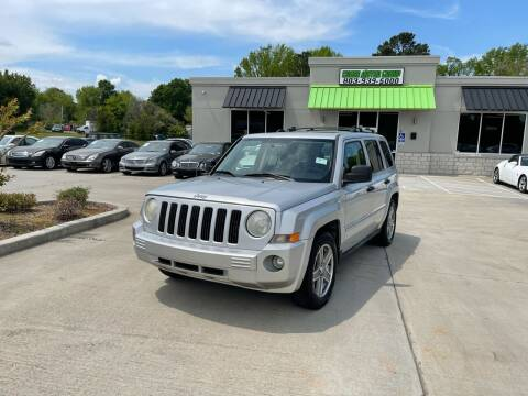 2007 Jeep Patriot for sale at Cross Motor Group in Rock Hill SC