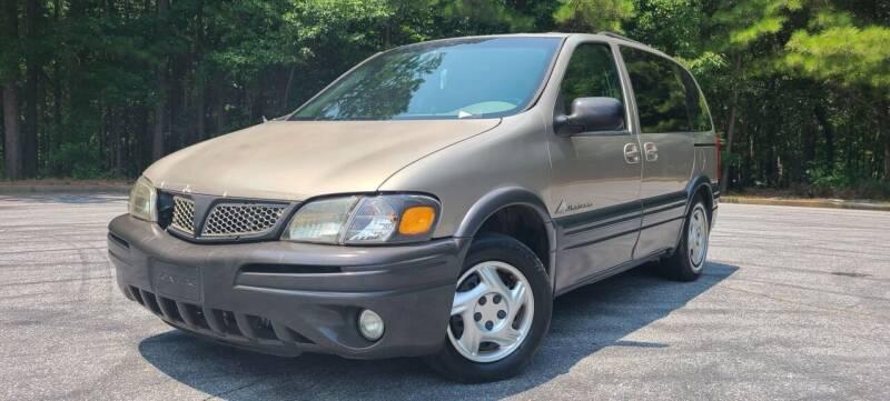 2002 Pontiac Montana for sale in Buford, GA