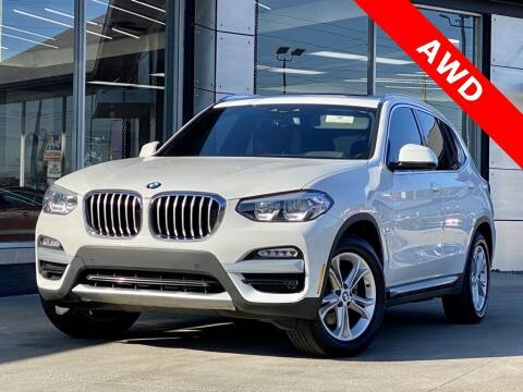 2019 BMW X3 for sale at Carmel Motors in Indianapolis IN