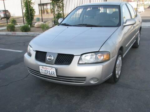 2004 Nissan Sentra for sale at M&N Auto Service & Sales in El Cajon CA