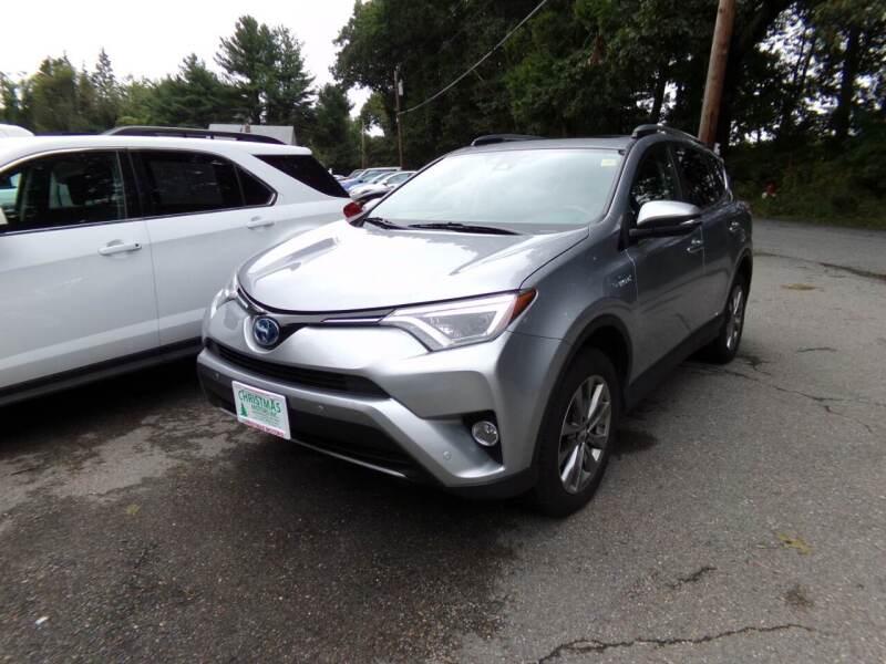 2017 Toyota RAV4 Hybrid for sale in Maynard, MA