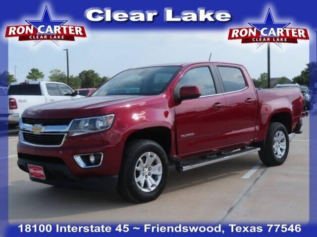 2019 Chevrolet Colorado for sale in Houston, TX