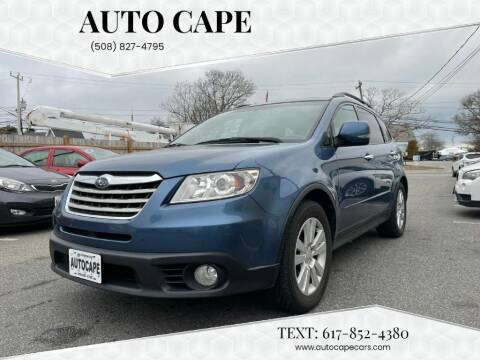 2009 Subaru Tribeca for sale at Auto Cape in Hyannis MA