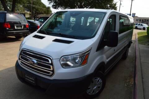 2015 Ford Transit Passenger for sale at E-Auto Groups in Dallas TX