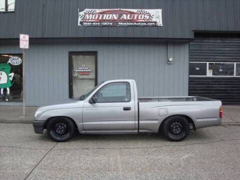 1996 Toyota Tacoma for sale at Motion Autos in Longview WA